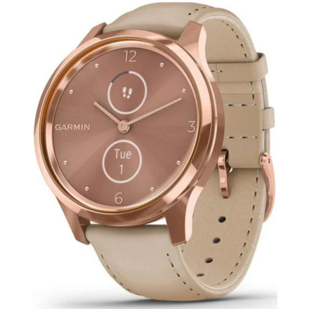 GARMIN vívomove Luxe 010-02241-21 Rose Gold
