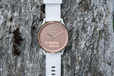 Hybrid Smartwatch GARMIN VIVOMOVE HR - TEST 2. del